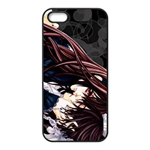 iPhone 4 4s Cell Phone Case Black Vampire Knight Rbjnp
