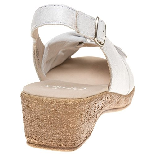 Femme Femme CAPRICE CAPRICE Blanc CAPRICE 28252 28252 Blanc Sandales 28252 Sandales Femme Sandales UngxdOqdw