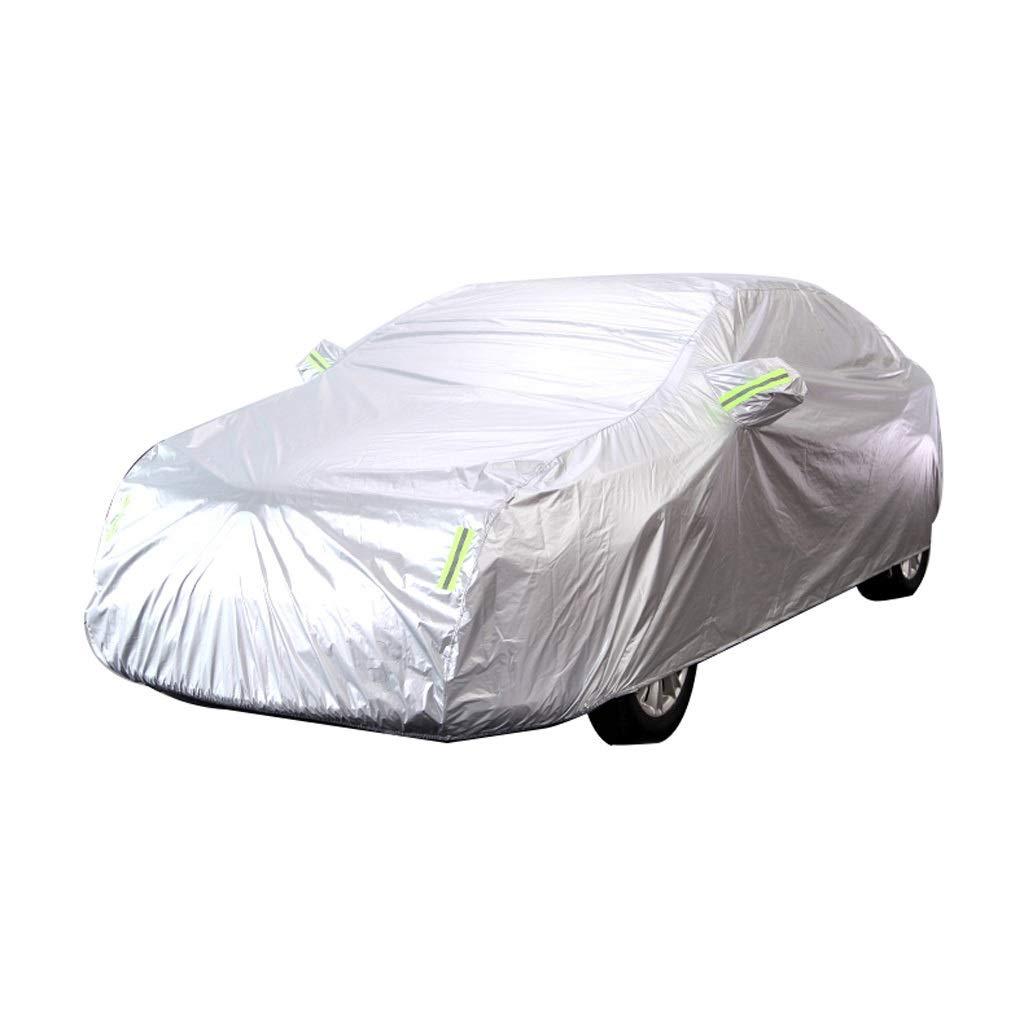 Color : La Plata Fundas para Coche Compatible con Porsche Cayman 718Boxster Protector Solar Especial para Lluvia y Cubierta a Prueba de Polvo para autom/óviles