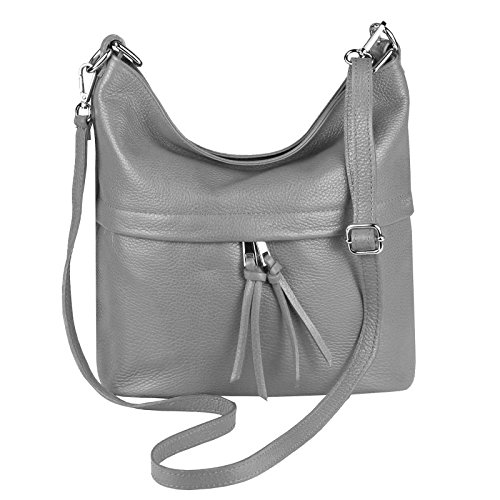 Obc Ca Cm 30x27x14 Grey Only bxhxt beautiful Bag Grau Women's Shoulder couture 34x27x13 Cognac ggrwUA