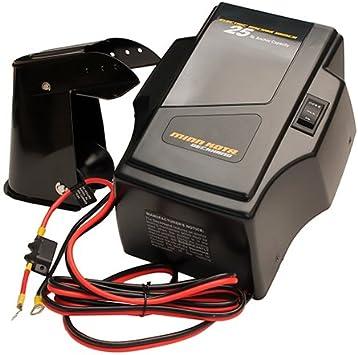 25-LB CAPACITY Minn Kota Deckhand 25 Electric Anchor Winch 1810125 for sale online