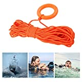 Dioche Water Lifesaving Rope, Outdoor Floating