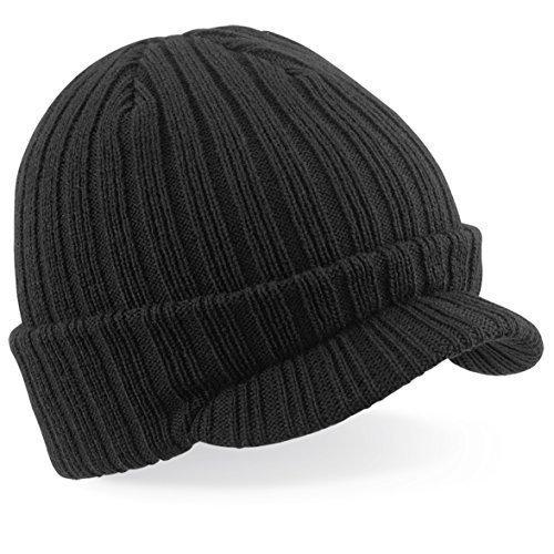 ShirtInStyle Woll-Strickmütze, Fashion-Hat, Wintermütze