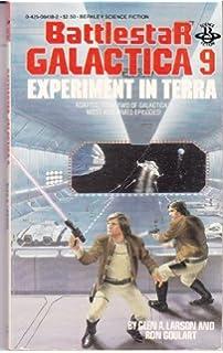 Greetings from earth battlestar galactica glen a larson ron experiment in terra battlestar galactica 09 m4hsunfo