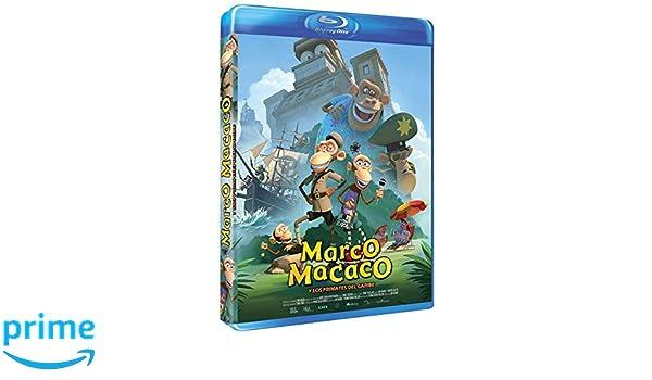 Marco Macaco y los primates del Caribe - BD [Blu-ray ...