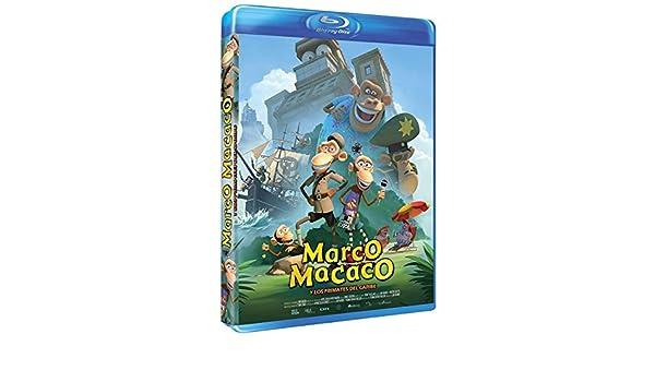 Amazon.com: Marco Macaco y los Primates del Caribe [Non-usa ...