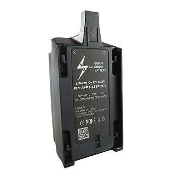 Rantow - Batería Inteligente de Vuelo Lipo Compatible con batería ...