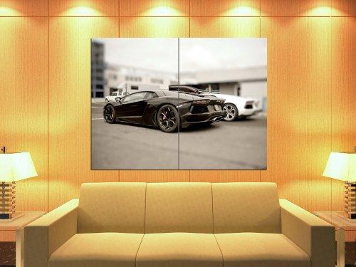 Lamborghini Aventador Supercar Huge Giant Wall Print Poster
