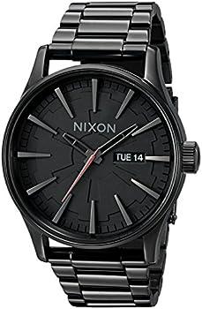 Nixon Analog Quartz Men's Watch