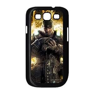 gears of war 3 Samsung Galaxy S3 9300 Cell Phone Case Black gift pjz003-3886173