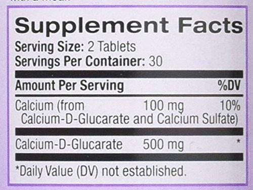 Natrol water pill tablets, 60 tablets