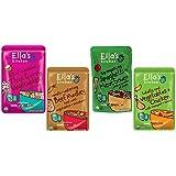 Ella's Kitchen Organic Stage 3 Toddler Food 4-flavor Variety Pack