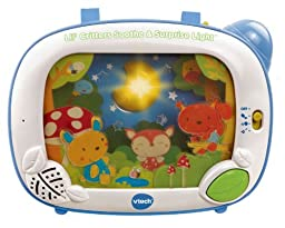 VTech Baby Lil\' Critters Soothe and Surprise Light (Frustration Free Packaging)