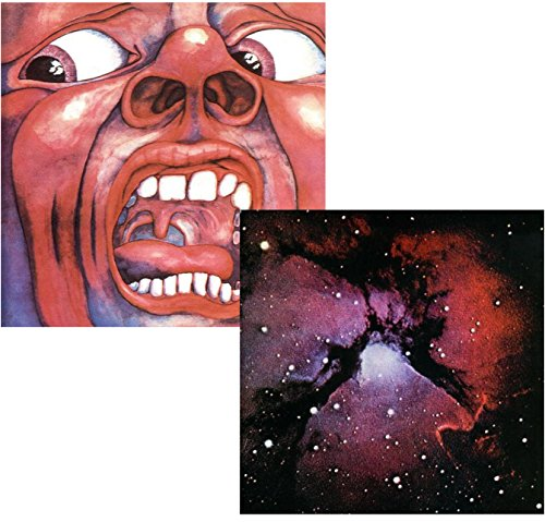 In The Court Of The Crimson King - Islands - King Crimson - 2 LP Bundling