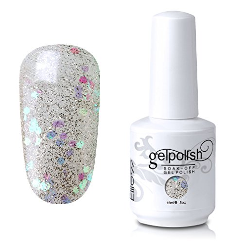 Elite99 Gel Nail Polish Soak Off UV LED Gel Lacquer Nail Art