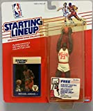 1988 KENNER STARTING LINEUP NBA MICHAEL JORDAN CHICAGO BULLS MOC