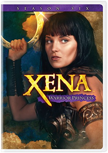 DVD : Xena: Warrior Princess - Season Six (Boxed Set, Snap Case, 5 Disc)