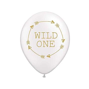 Amazon.com: Globos salvajes con flechas, globos de primera ...