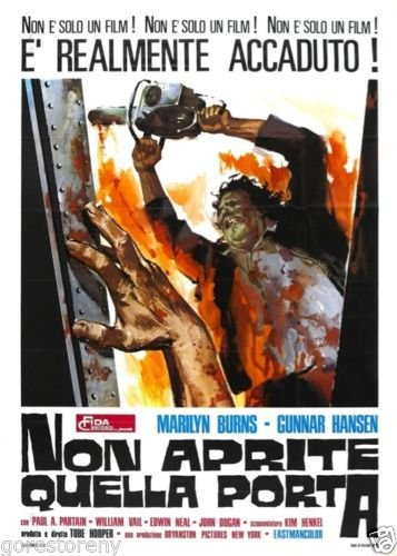 texas chainsaw massacre italian movie