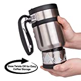 Double Shot 3%2E0 French Press Travel Co