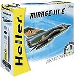 Heller - 50323 - Maquette - Dassault Mirage III E/R/5 - Echelle 1:72