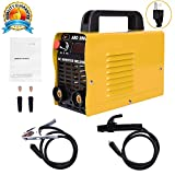 ARC Welder - Welding Machine, 110V, 200Amp Power, IGBT AC DC Beginner Welder With Display LCD Use Welding Rod Equipment Tools Accessories ... ...