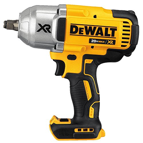 "DEWALT DCF899HB 20v MAX XR Brushless High Torque 1/2"" Impact Wrench with Hog Ring Anvil (Tool Only)"