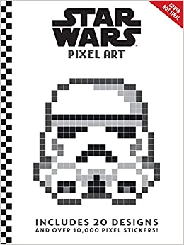 Amazoncom Star Wars Pixel Book Cancelled 9781368005661