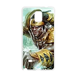 sacred 3 Samsung Galaxy Note 4 Cell Phone Case White xlb2-358387