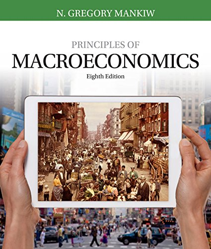 1305971507 - Principles of Macroeconomics (Mankiw's Principles of Economics)