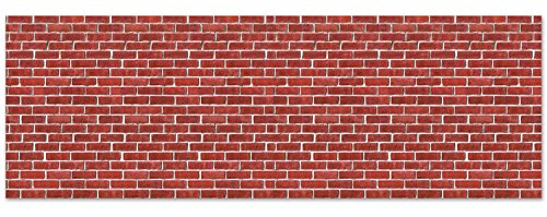 Harry Potter Party Decorations (Brick Wall Backdrop Party Accessory (1 count) (1/Pkg))