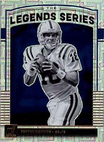 2018 Donruss The Legends Series #1 Peyton Manning - NM-MT