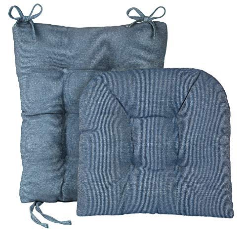 Klear Vu Gripper Jumbo Saturn Rocking Chair Cushion Set, - Glider Cushions Rocker