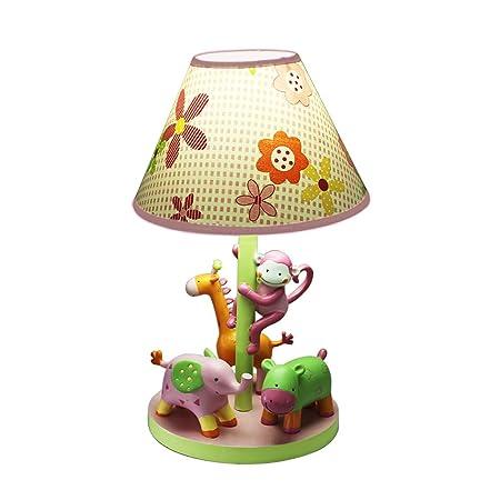 Wshfor Lámpara de Escritorio para niños, lámpara de Mesa para la ...