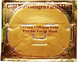 Facial Mask Glowing Skin Luxurious 24k Gold Bio-collagen Facial Mask (5pcs) By Pro Natural Inc. by EBP Medical