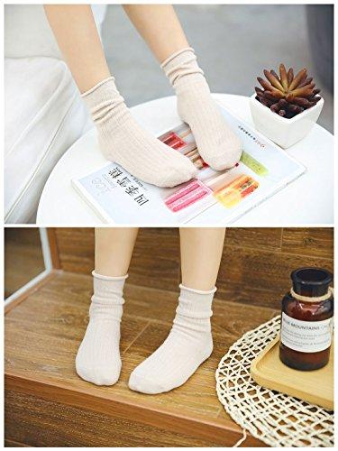 de pares 5 Baby calcetines Boy Algod de lote Girl Aivtalk pqUxnwI1fW