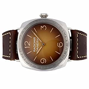 Panerai Radiomir mechanical-hand-wind mens Watch PAM00687 (Certified Pre-owned)