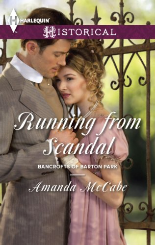 Bancroft Single Light (Running from Scandal: A Single Dad Romance (Bancrofts of Barton Park))