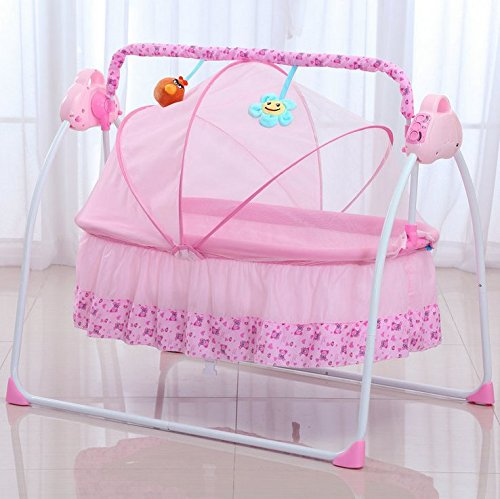 Review Baby cradle swing, Big