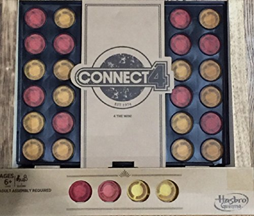 Game Rustic - Connect 4 - Rustic Series Board Game