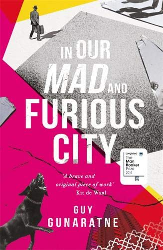 Image result for in our mad and furious city