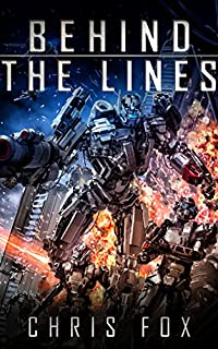 Behind The Lines by Chris Fox ebook deal