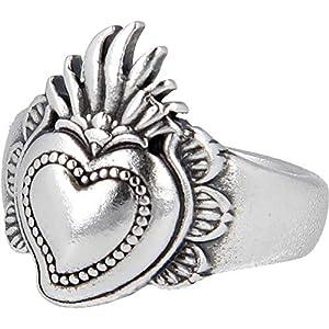 Pietro Ferrante Unisex Ring Jewelry Ninety-Twenty-Five Size 30 Trendy Code AAG4420/XXL