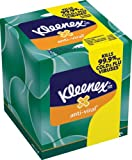 Kleenex Anti-Viral Facial Tissue, 75-Count Upright Box (Pack of 27)
