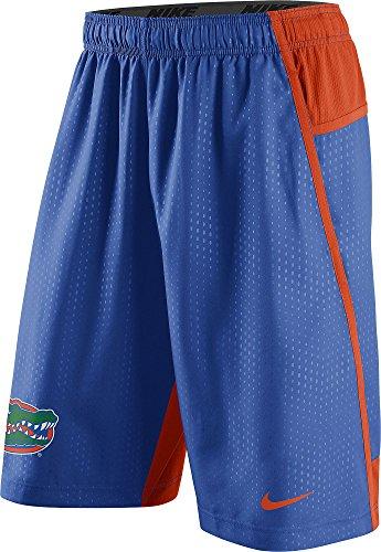 Florida Gators Nike Basketball (NIKE Florida Gators Men's Fly XL 3.0 Dri-FIT Training Shorts (XL, Blue))
