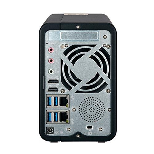 QNAP TS-253Be-2G-US 2-Bay Professional NAS. Intel Celeron Apollo Lake J3455 Quad-core CPU with Hardware Encryption by QNAP (Image #3)