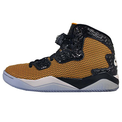 Jordan Men's Air Spike Forty, DUNK FROM ABOVE-GOLD LEAF/WHITE-MIDNIGHT NAVY