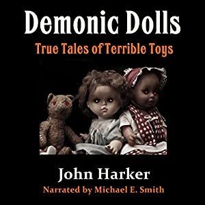 Demonic Dolls Audiobook