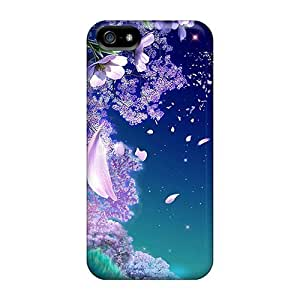 Tpu Fashionable Design Night Vision Rugged Case Cover For Iphone 5/5s New