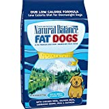 Image of Natural Balance Fat Dogs Low Calorie Dry Dog Food, 28-Pound
